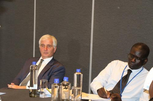1st Partnership meeting for the Great Lakes Investment & Trade Conference, Trademark Hotel, Nairobi, 16 October 2019 (Ph. Penangnini Toure)